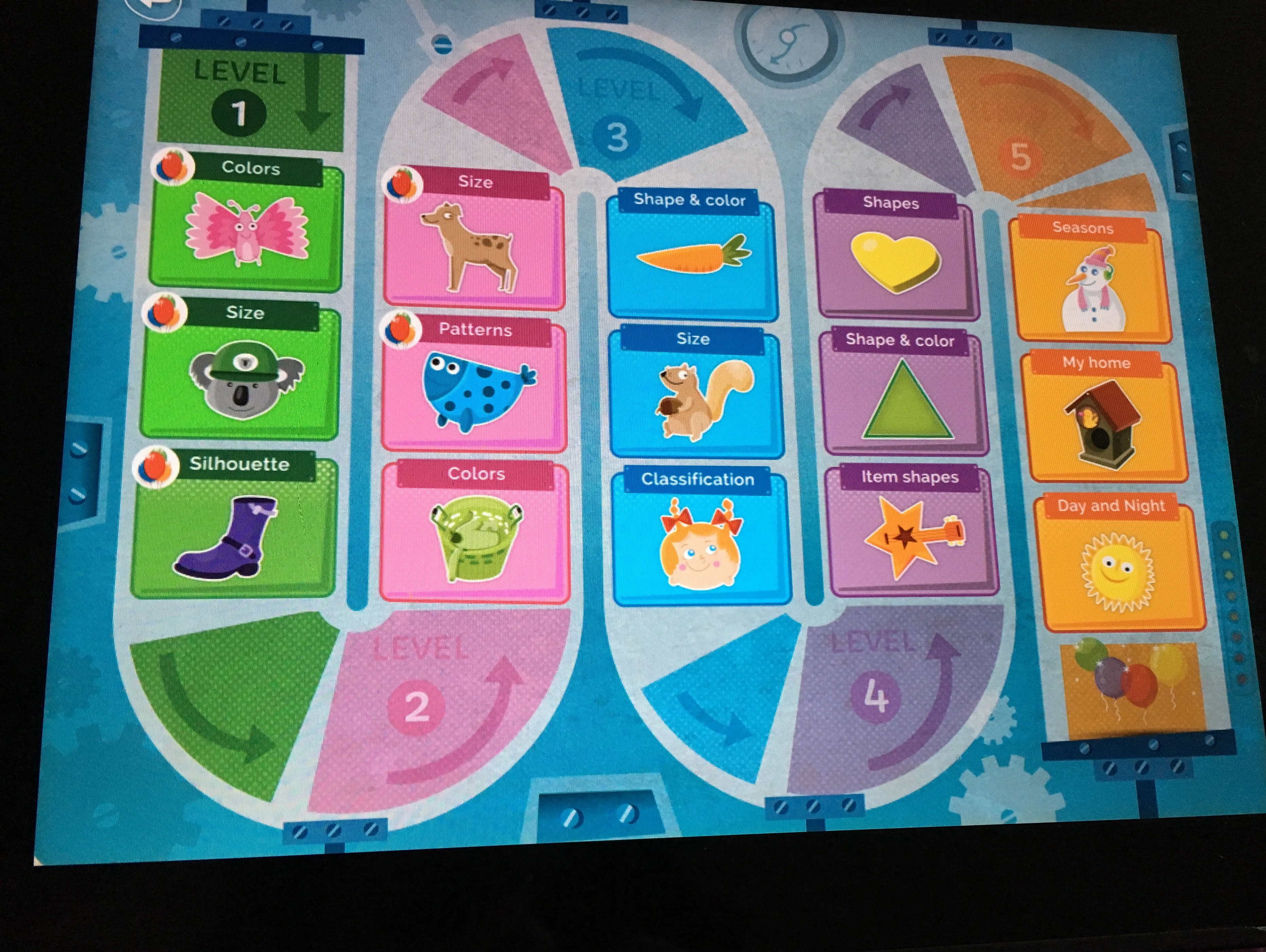 Review:: Kids Academy App (Plus Free Printable Worksheets) - Mojitos ...