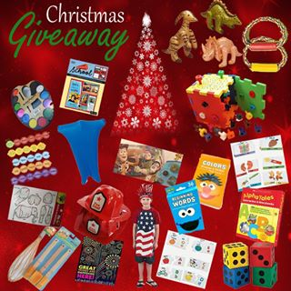 Holiday Toy Giveaway Offer