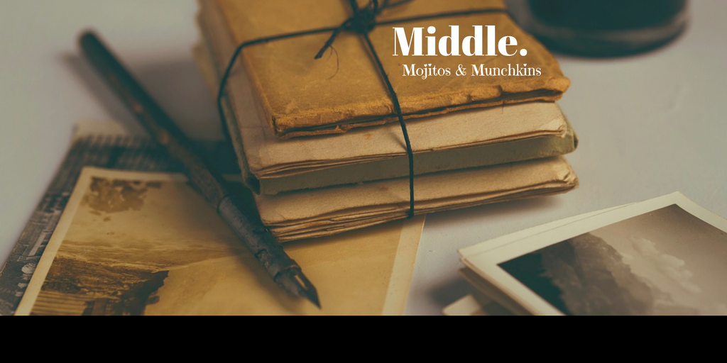 Five Minute Friday:: Middle