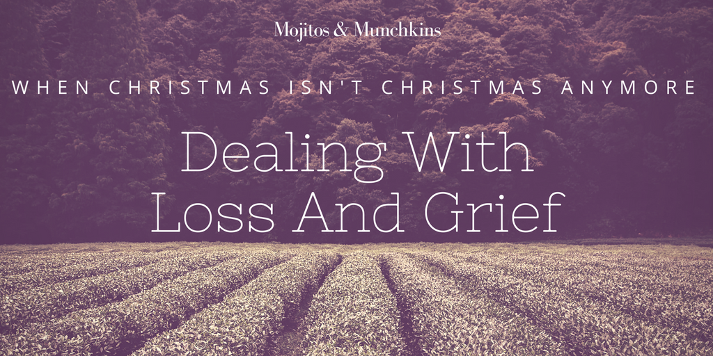 When Christmas isn't Christmas Anymore… Responding to Grief and Loss