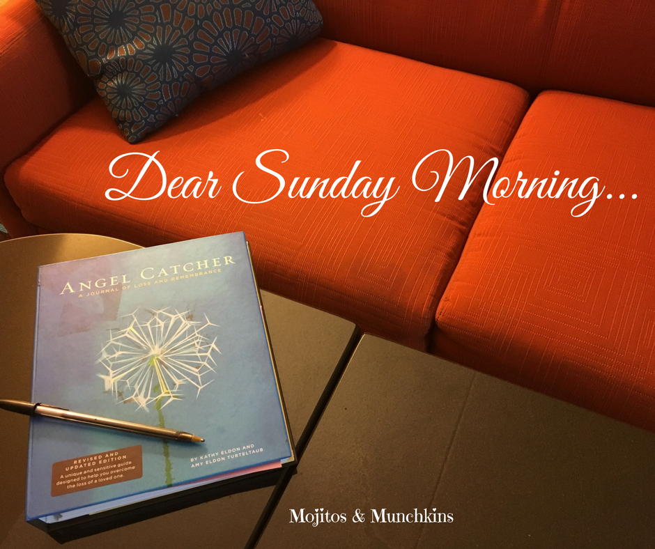 Dear Sunday Morning…