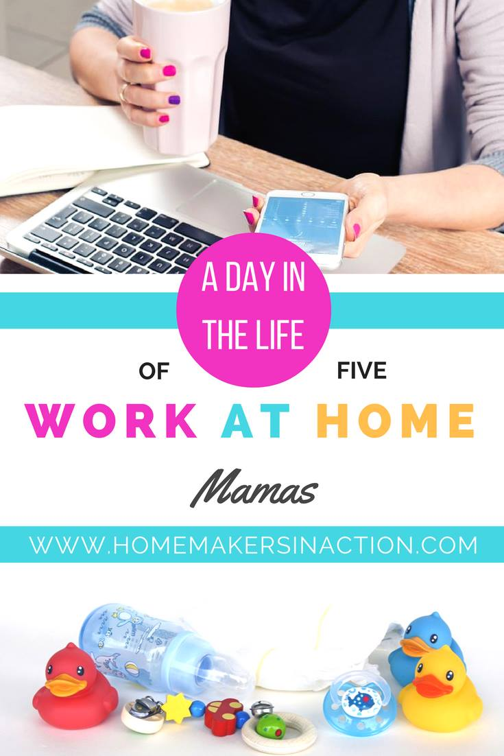 WAHM Series: A Day In The Life…