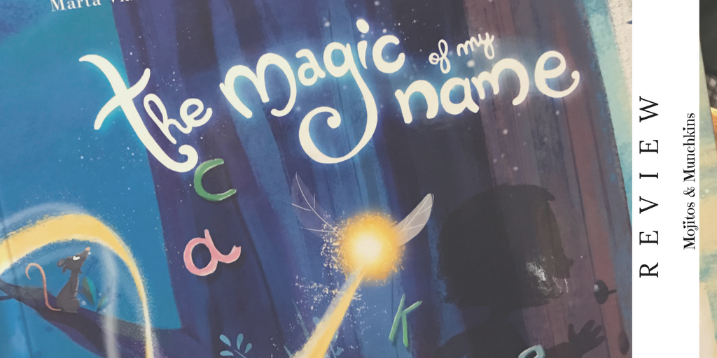 "Children's Book Review:: ""The Magic Of My Name"""