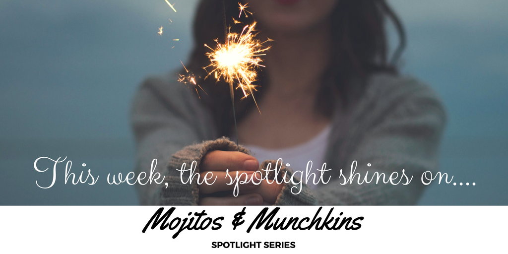 Spotlight Series:: Very Anxious Mommy