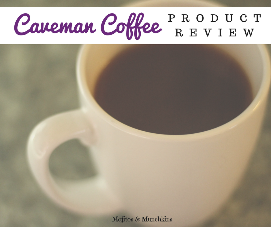 Review:: Caveman Coffee