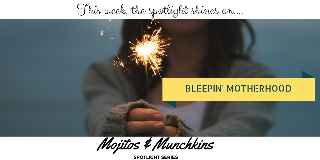 Spotlight Series:: Bleeping Motherhood