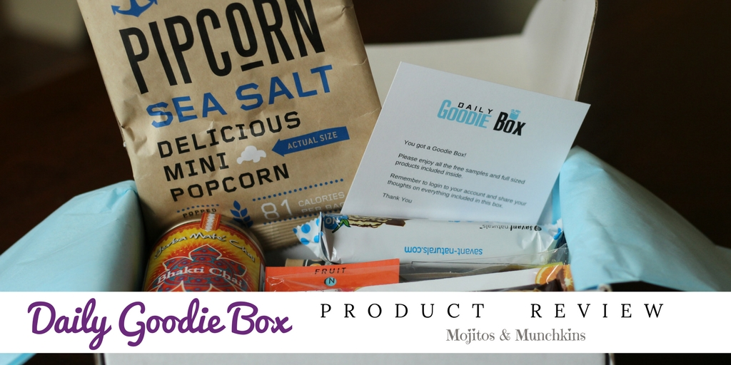 Review:: Daily Goodie Box