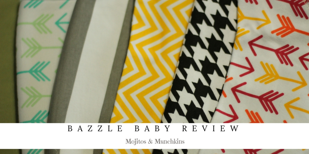 Review:: Bazzle Baby Bibs and More