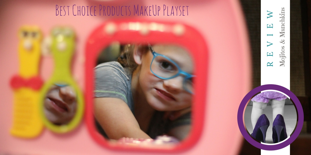 Review:: BCP Kids Make-Up Playset and Light-Up Vanity