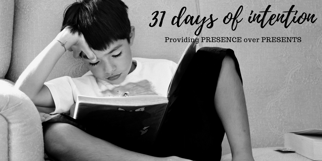 Presence in Parenting, Despite the Distractions