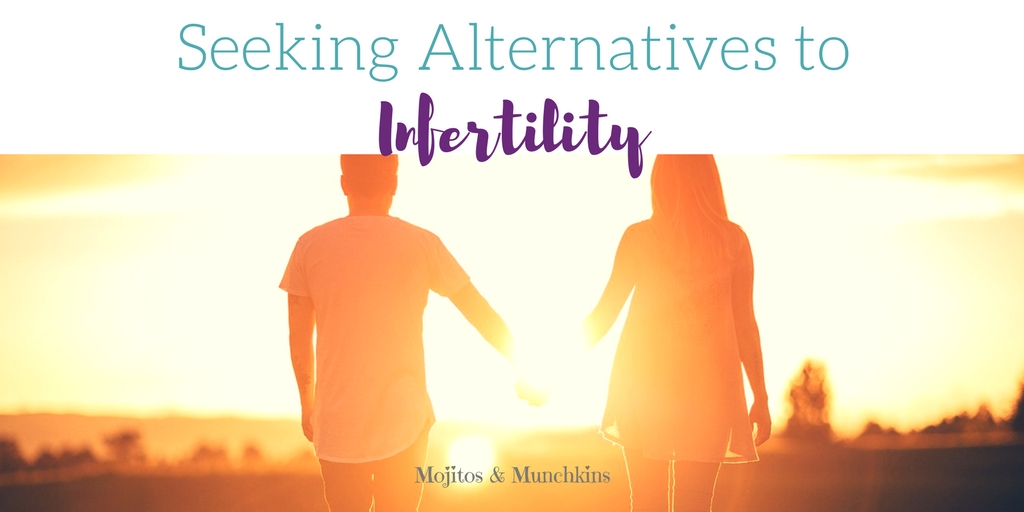 Seeking Alternatives to Infertility Routes?
