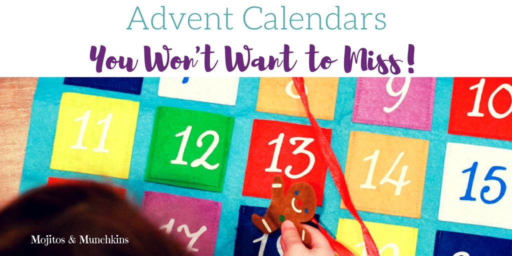 Your 2017 Advent Calendar Bests