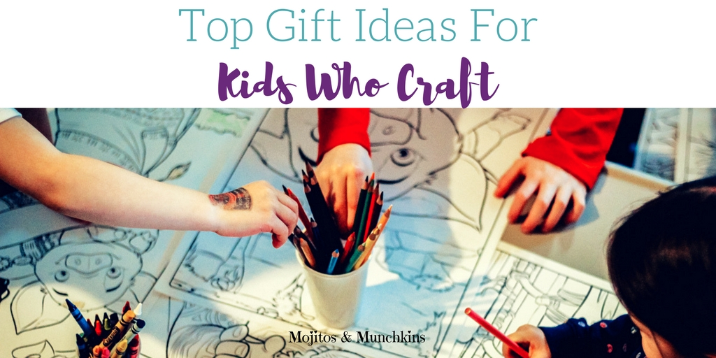 Top Gift Ideas for the Child Artist in Your Life