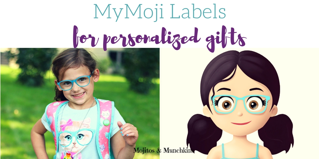 MyMoji at Oliver's Labels