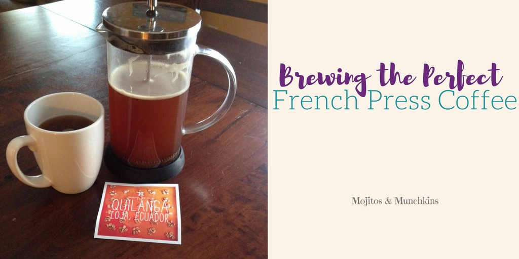 Brewing the Perfect French Press Coffee