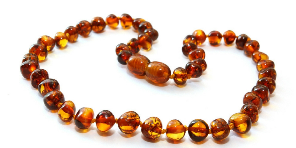 Baltic Amber Teething Necklaces Saved My Sanity