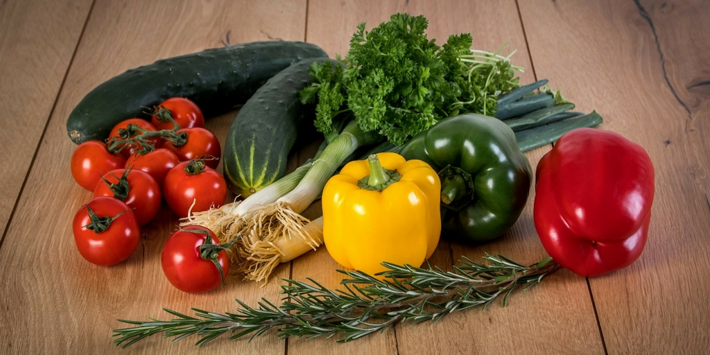 How to Grow Healthy Fruits and Vegetables Year Round