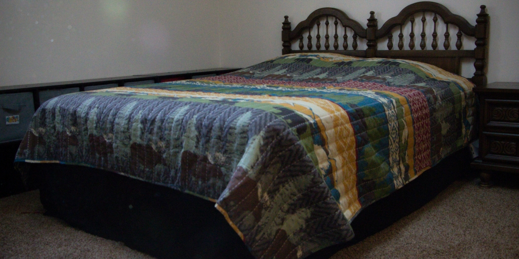 Sleep Well with Black Bear Lodge Quilt Set from Latest Bedding