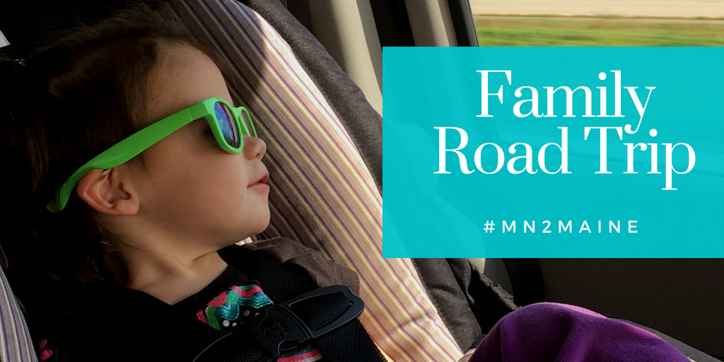 #MN2MAINE Road Trip: Day One