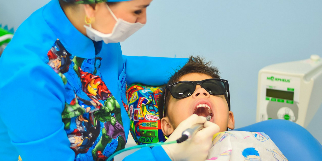 Simple Tips For Less Tears at the the Dentist