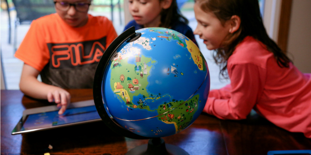The STEM Globe Your Kids Will Love