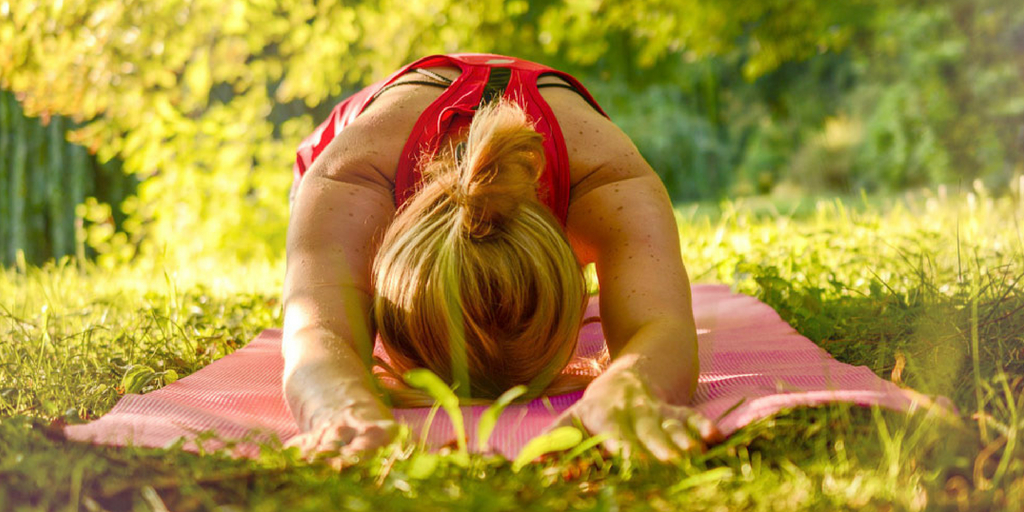 How to Find Balance with Yoga at Home