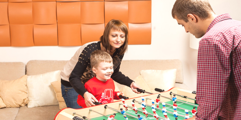 Foosball: Entertainment for all Ages