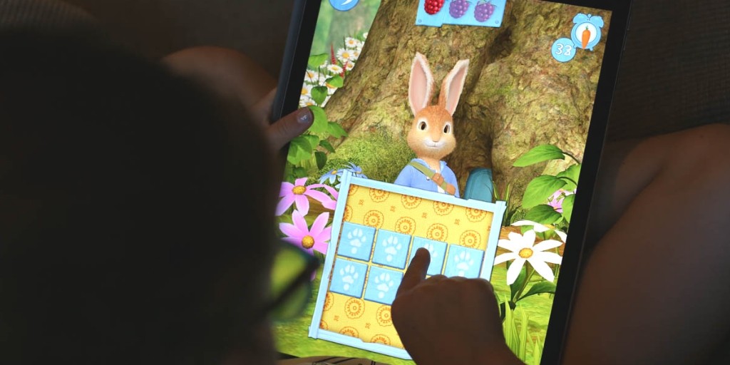 Do You Love Peter Rabbit? There's an App for That!